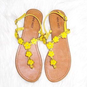 Nine West Bloom Daisy Sandals